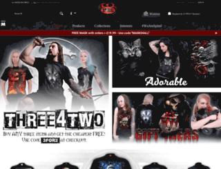 spiraldirect.com screenshot