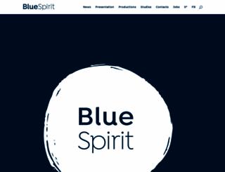 spirit-prod.com screenshot