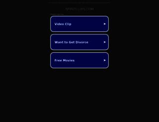spiritclips.com screenshot