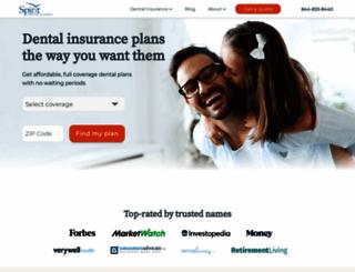 spiritdental.com screenshot