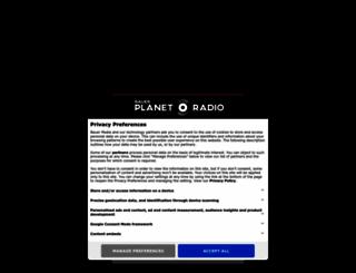 spiritfm.net screenshot