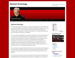 spiritual-technology.com screenshot