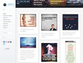 spiritualcleansing.org screenshot