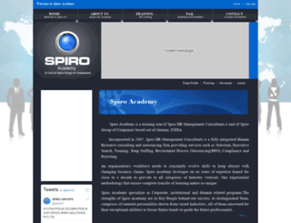 spirohr.com screenshot