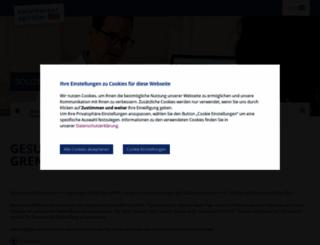 spitalgrenchen.ch screenshot