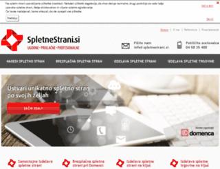 spletnestrani.com screenshot