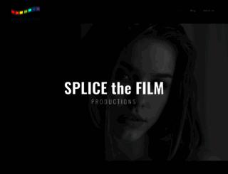 splicethefilm.com screenshot
