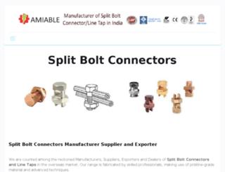 splitboltconnector.com screenshot