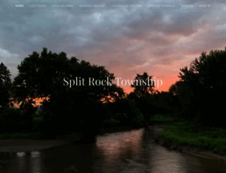 splitrocktownship.com screenshot