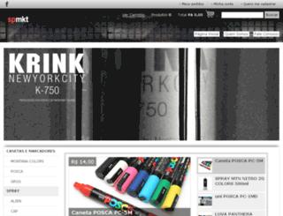 spmkt1.webstorelw.com.br screenshot
