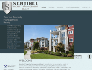 spmrealty.com screenshot