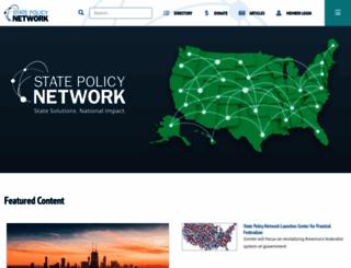 spn.org screenshot