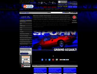 spohn.net screenshot