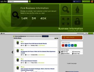 spoke.com screenshot
