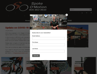 spokeomotion.com screenshot
