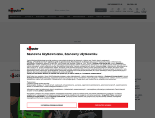 spokogadzet.komputerswiat.pl screenshot