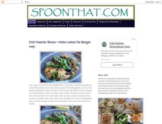 spoonthat.com screenshot