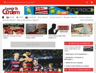 spor.izmirgundem.com screenshot