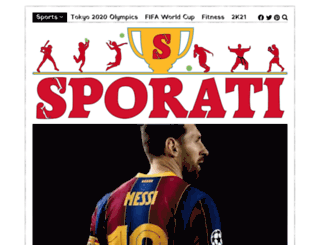 sporati.com screenshot