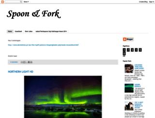 sporkk.blogspot.com screenshot