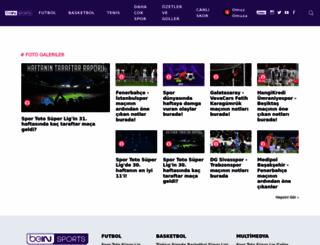 spormax.ligtv.com.tr screenshot