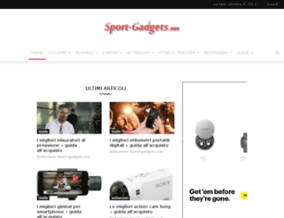 sport-gadgets.net screenshot