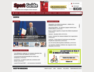sport-guide.com screenshot