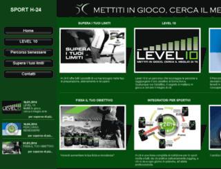 sport-h24.com screenshot