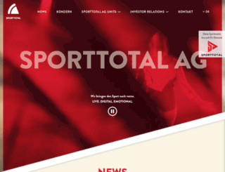 sport-hd.com screenshot