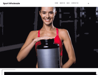 sport-wholesale.com screenshot