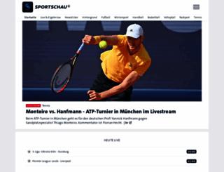 sport.ard.de screenshot