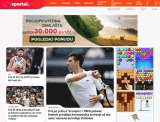 sport.blic.rs screenshot