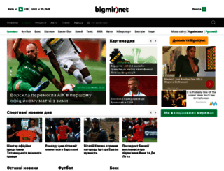 sport.img.com.ua screenshot