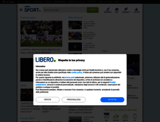 sport.libero.it screenshot