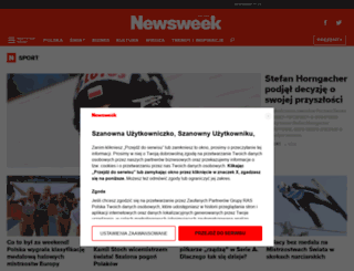 sport.newsweek.pl screenshot