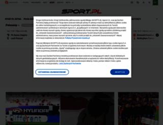 sport.pl screenshot
