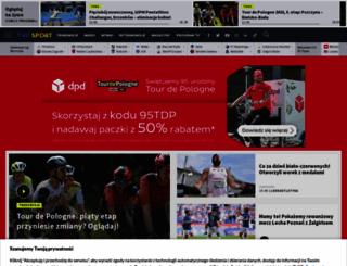 sport.tvp.pl screenshot