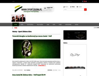 sport.zgora.pl screenshot