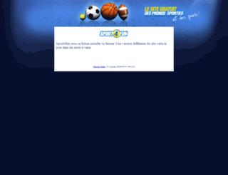 sport4fun.sports.fr screenshot