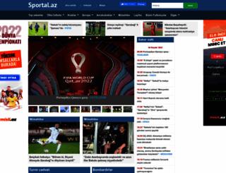 sportal.az screenshot