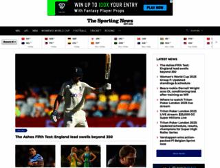 sportal.com.au screenshot