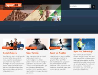 sportallin.com screenshot