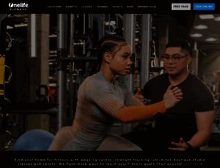 sportandhealth.com screenshot