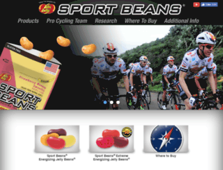 sportbeans.com screenshot
