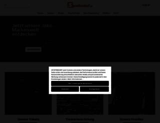 sportbedarf.de screenshot