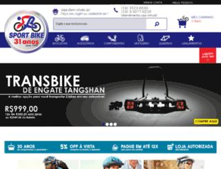 sportbike.com.br screenshot