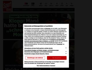 sportbild.bild.de screenshot
