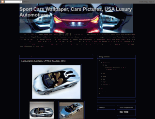 sportcar-wallpaper.blogspot.com screenshot