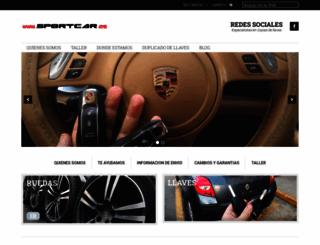 sportcar.es screenshot
