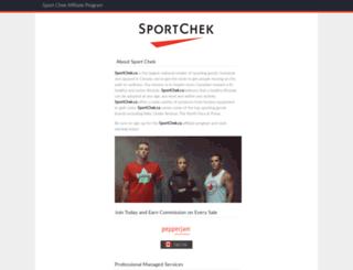 sportchek.affiliatetechnology.com screenshot